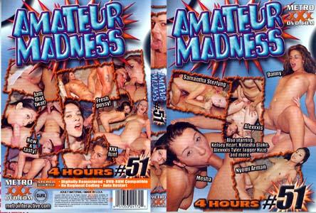 AMATEUR MADNESS 51 DVD  -  $2.49