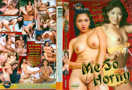 ME SO HORNY DVD  -  ASIAN ACTION!  -  $3.59