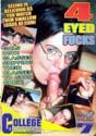 4 EYED FUCKS DVD - 7 HOURS!  -  $2.99