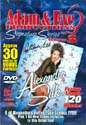 ADAM & EVE SIGNATURE SERIES 3: ALEXADRA SILK DVD  -  $9.99