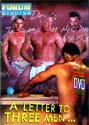 A LETTER TO THREE MEN DVD  -  $7.99