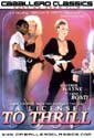 A LICENSE TO THRILL DVD  -  HEATHER WAYNE  -  $4.99