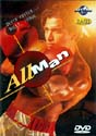 ALL MAN DVD  -  $3.79