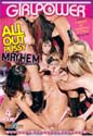 ALL OUT PUSSY MAYHEM DVD  -  4 HOURS!  -  $1.99