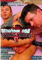 AMATEUR ASS TOYING VIDEOS 1 DVD  -  $3.99