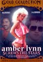 AMBER LYNN SCREWS THE STARS DVD  -  $4.99