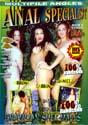 ANAL SPECIALIST DVD  -  $2.49
