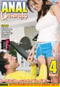 ANAL UNIVERSITY DVD  -  4 HOURS!  -  $2.69
