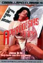 APHRODESIAS DIARY DVD  -  VANESSA DEL RIO  -  $4.99