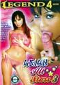 ASIAN ALL STARS 3 DVD  -  4 HOURS!  -  $3.49