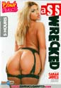 ASS WRECKED DVD  -  BLONDES  -  5 HOURS!  -  $2.49