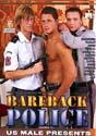 BAREBACK POLICE DVD  - EURO BOYS - $9.99