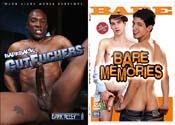 BARE MEMORIES + BAREBACK GUT FUCKERS DVD  -  $1.99  -  DVD ONLY!