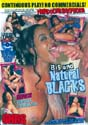 BIG AND NATURAL BLACKS DVD  -  6 HOURS!  D399  -  $3.49