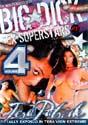 BIG DICK SEX SUPERSTARS: TERA PATRICK DVD  -  4 HOURS!   -  $2.69