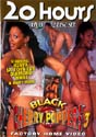 BLACK CHERRY POPPERS 3 DVD - 20 HOURS!   -  $4.89