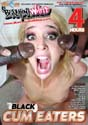 BLACK CUM EATERS DVD  -  4 HOURS!  -  $2.79