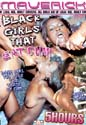 BLACK GIRLS THAT EAT CUM DVD  -  5 HOURS!  -  $2.49