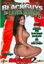 BLACK GUYS IN LATIN THIGHS 1 DVD  -  $8.99
