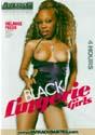 BLACK LINGERIE GIRLS DVD  -  4 HOURS!  -  $2.89