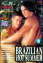 BRAZILIAN HOT SUMMER DVD  -  $4.49  -  GAY USED DVD!