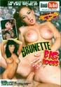 BRUNETTE BIG BOOBS DVD  -  4 HOURS!  -  $2.79