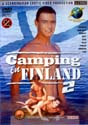 CAMPING IN FINLAND 2 DVD  -  BAREBACK EURO TWINKS  -  $14.99  -  GAY USED DVD!