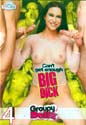 CAN'T GET ENOUGH BIG DICK DVD  -  4 HOURS!  -  $2.69