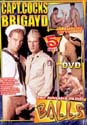 CAPT. COCKS BRIGAYD DVD - 5 HOURS!  -  $2.49