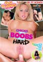 CHICKS WITH BOOBS LIKE IT HARD DVD  -  4 HOURS!  -  $2.49
