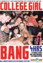 COLLEGE GIRL BANG DVD  -  4 HOURS!  -  $2.69