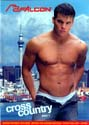 CROSS COUNTRY 1 DVD  -  FALCON  -  $15.99  -  GAY USED DVD!