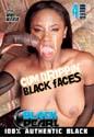 CUM DRIPPIN' BLACK FACES DVD  -  $2.69