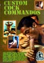 CUSTOM COCK COMMANDOS DVD  -  4 HOURS!  -  $1.79  -  GAY USED DVD!