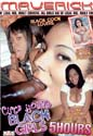 CUTE YOUNG BLACK GIRLS DVD  -  5 HOURS!  -  $2.49