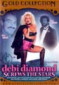 DEBI DIAMOND SCREWS THE STARS DVD  -  $4.99