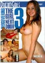 DISCOVERING THE GIRL NEXT DOOR 3 DVD  -  $7.99