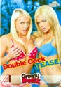 DOUBLE COCK TEASE DVD  -  4 HOURS!  -  $2.69