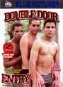 DOUBLE DOOR ENTRY DVD  -  2 COCKS IN 1 ASS  -  $3.99
