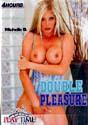 DOUBLE PLEASURE DVD  -  4 HOURS!   -  $2.79