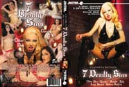 7 DEADLY SINS DVD  -  $2.99