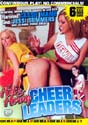 HOT & HORNY CHEERLEADERS DVD - 6 HOURS!  D136  -  $3.49
