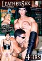 LEATHER SEX TRANNIES DVD - 4 HOURS!  -  SHEMALE ADULT DVD  -  $2.99