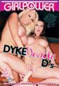 DYKE DOUBLE D'S DVD  -  4 HOURS!  -  $1.99