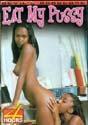 EAT MY PUSSY DVD  -  BLACK & WHITE LESBIANS!  -  $2.89