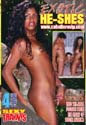 EXOTIC HE-SHES DVD - 4 HOURS!  -  $2.99