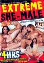 EXTREME SHE-MALE DVD  -  4 HOURS!  -  $3.49
