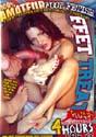 FEET TREAT DVD  -  4 HOURS!   -  $2.69