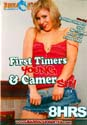 FIRST TIMERS YOUNG & CAMERA SHY DVD  -  8 HOURS!  -  $2.89