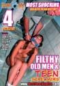 FILTHY OLD MEN & TEEN SCREAMERS DVD  -  4 HOURS!  -  $2.99
